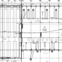 Bâtiment de stockage et transit