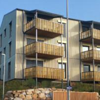 Projet de logements collectifs -Limoges